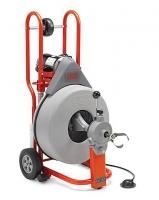 Электромеханическая прочистная машина со спиралью 16 мм, 20 мм RIDGID K 750 - ПРОМТЕХНОЛЭНД
